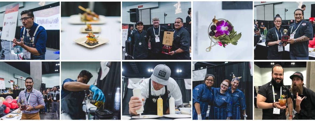 Wedgewood Weddings Wins Big at Culinary + Cocktail Clash
