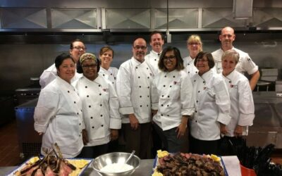 High School Culinary Arts Teachers Keep Skills Sharp with Help of The Art Institutes