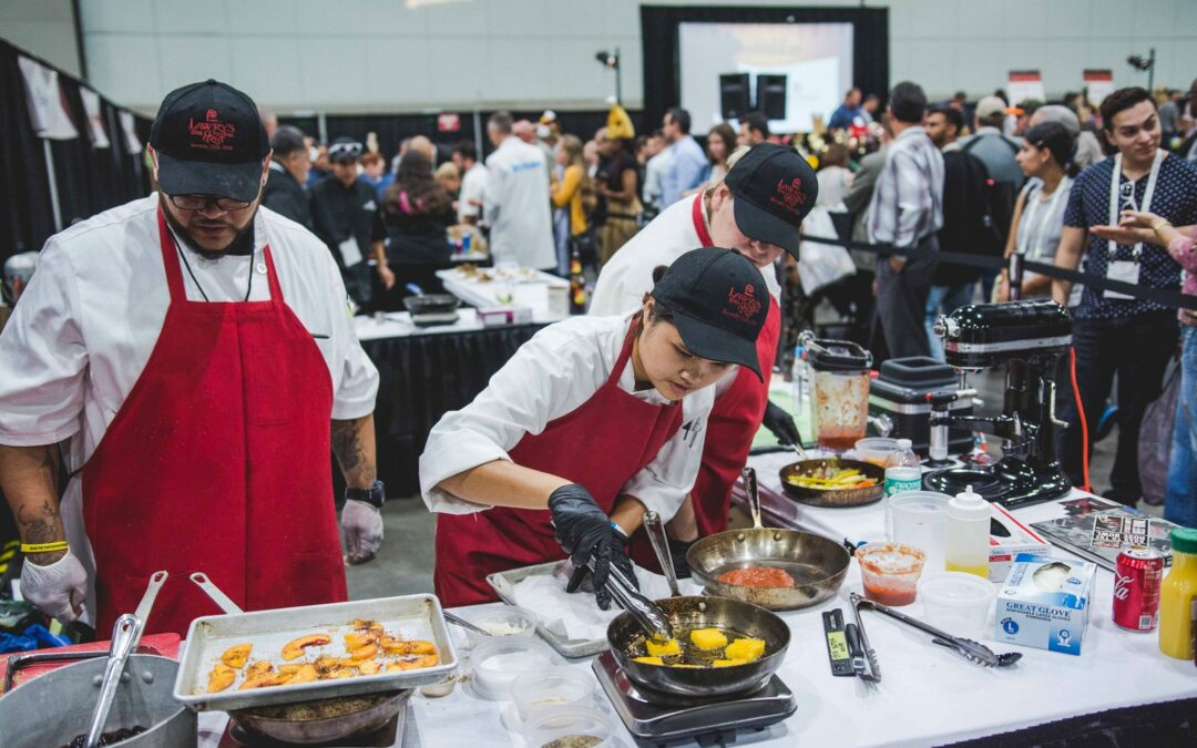 Meet the Culinary Clash Student Sous Chefs