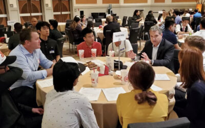 Mini Mentor Lunch Inspires 200 ProStart Students