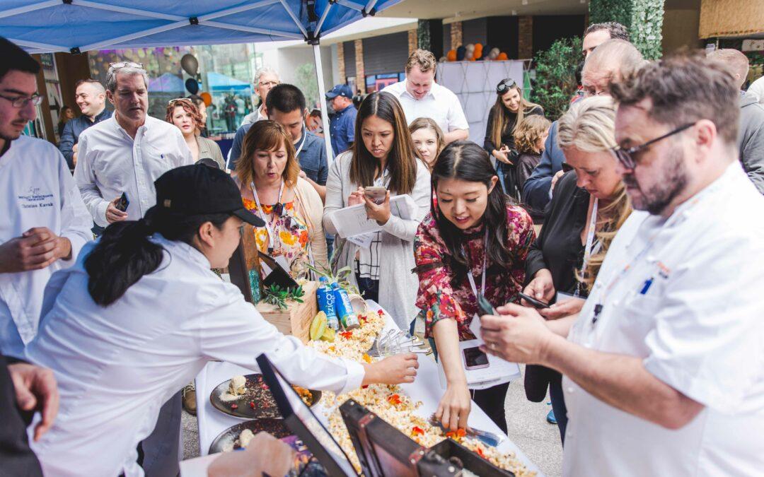 Winning Culinary Clash Menus