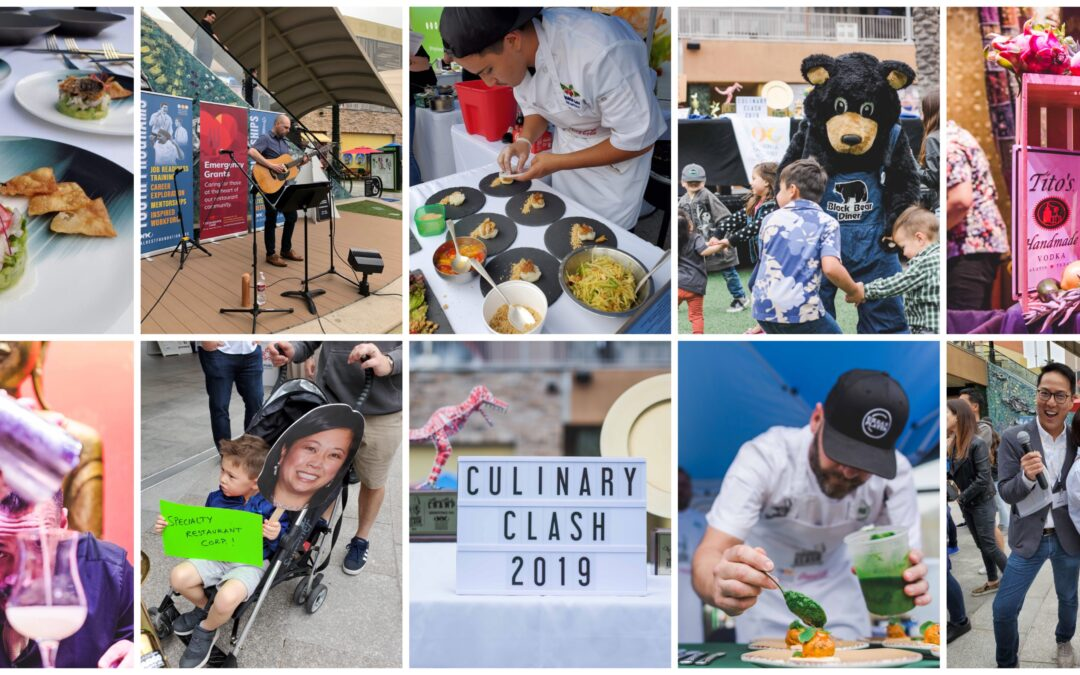 Meet the Champs of the 2019 Culinary + Cocktail Clash
