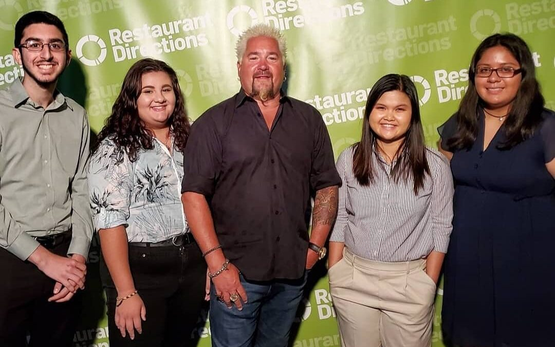 Guy Fieri Cooking With Kids Scholarship