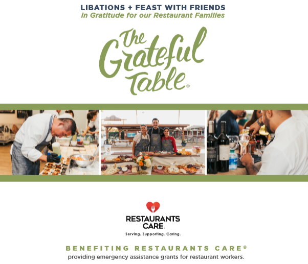 The Grateful Table Dinner